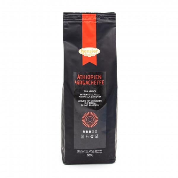 Äthiopien Yirgacheffe, 100% Arabica Kaffeebohnen