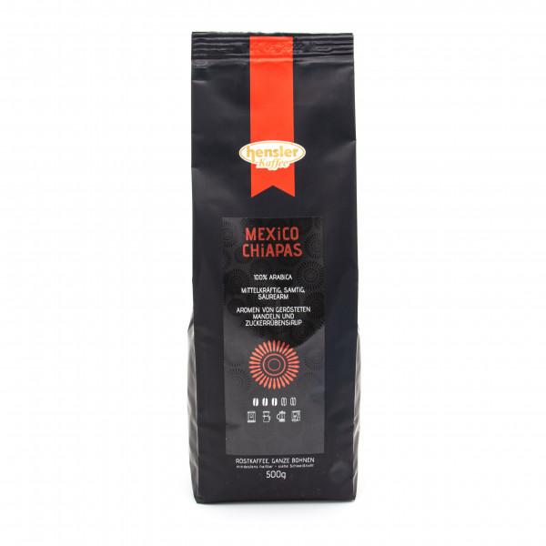 Mexiko SHG Chiapas, 100% Arabica Kaffeebohnen