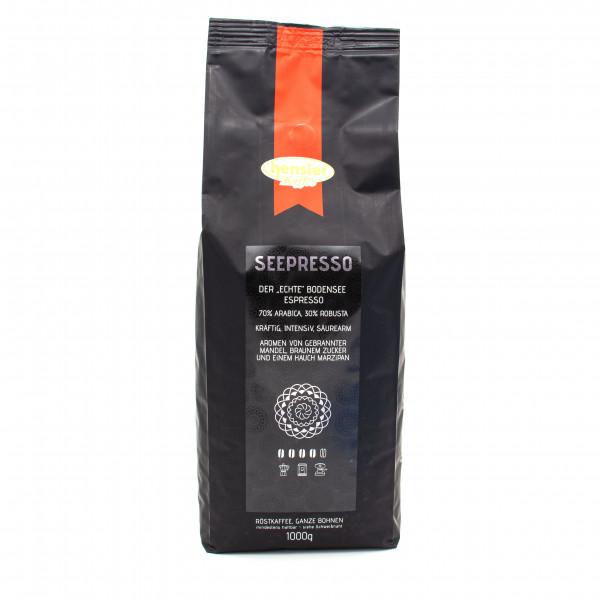 Seepresso / Espressobohnen-Blend