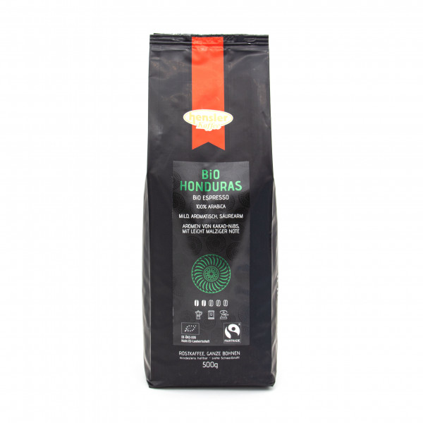 Bio Espresso Honduras Fairtrade / 100% Arabica