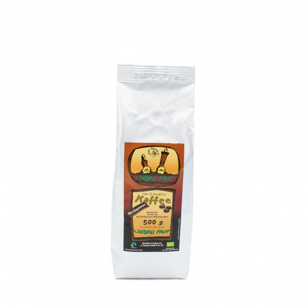 Lindau Fairtrade Bio Espresso