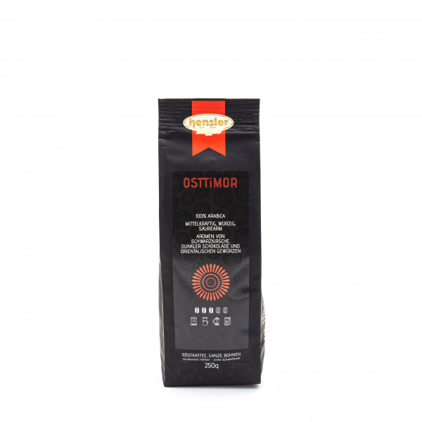 Osttimor / 100% Arabica Kaffeebohnen
