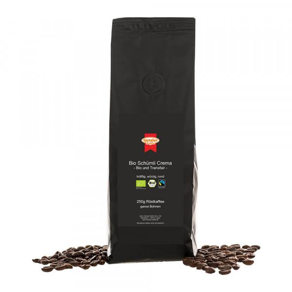 Bio-Schümli Kaffee Crema Fairtrade