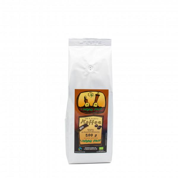 Lindau Fairtrade Bio Kaffeebohnen
