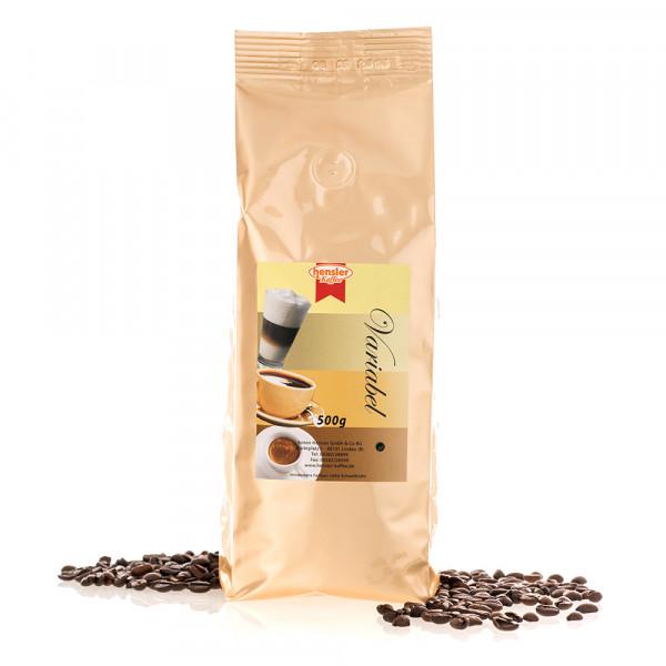 Schümli Kaffee Variabel