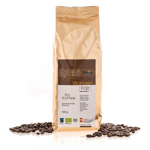 Wangen Fairtrade Bio Kaffee
