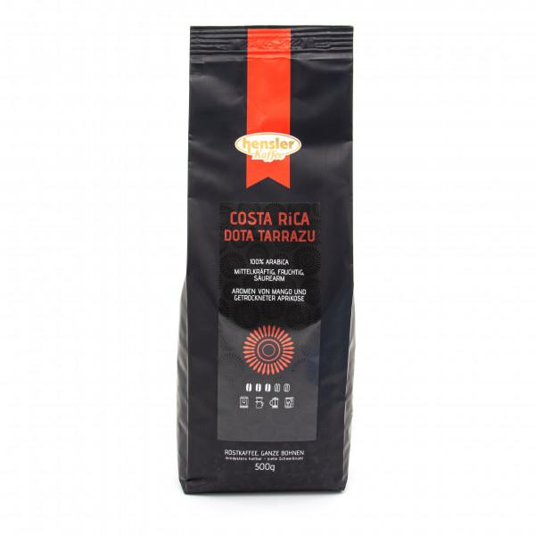 Costa Rica Dota Tarrazu, 100% Arabica Kaffeebohnen