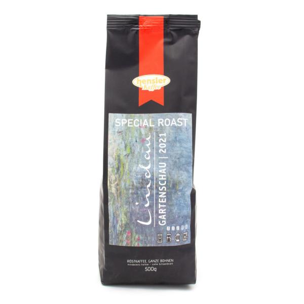 Exklusive Kaffeemischung zur Landesgartenschau 2021 / 100% Arabica Kaffeebohnen