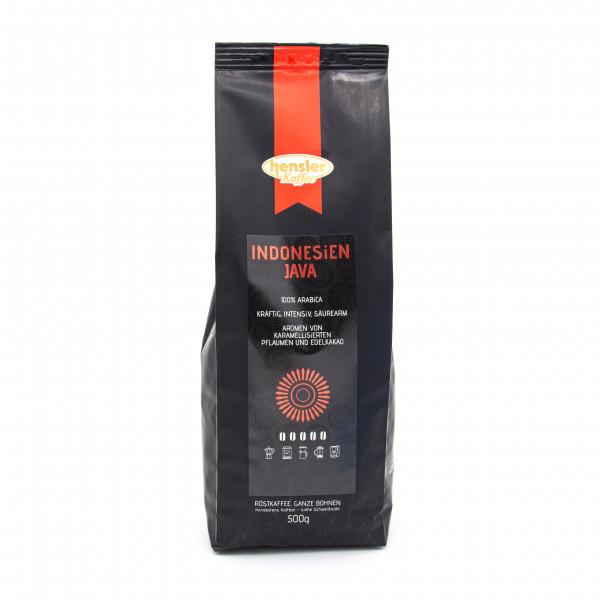 Indonesien Java WIB 1, 100% Arabica Kaffeebohnen