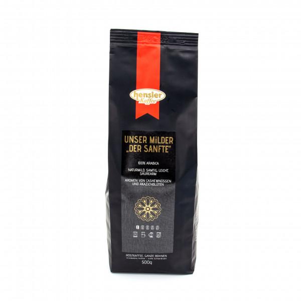 Unser Milder / 100 Arabica Kaffeebohnen