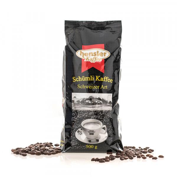 Schümli Kaffee Schweizer Art
