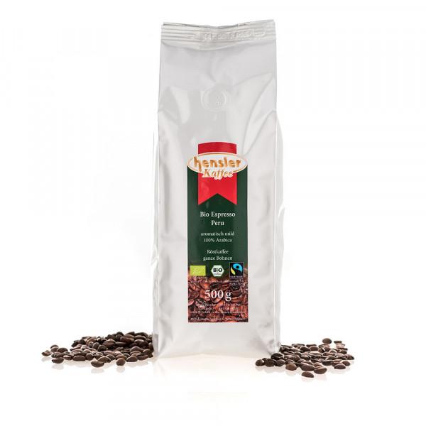 Bio Espresso Peru Fairtrade