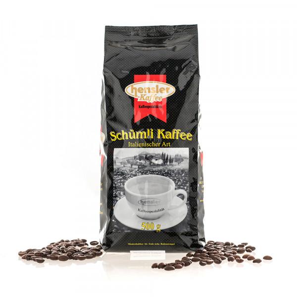 Schümli Kaffee Italienische Art