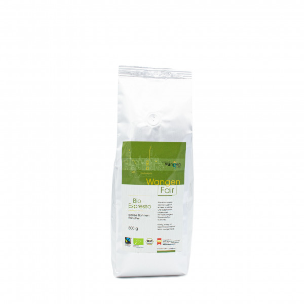 Wangen Fairtrade Bio Espresso